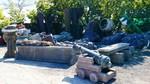 Acabado simulación piedra, hierro, óxido